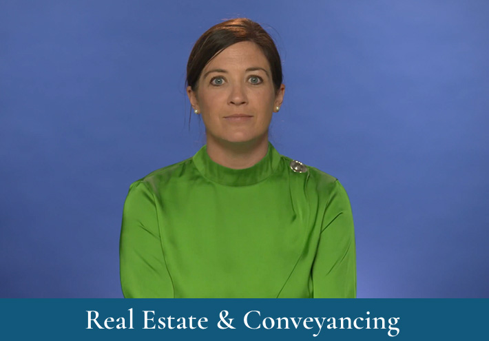 Real Estate and Conveyancing